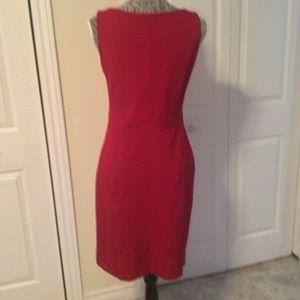 javier simorra Dresses - Red Body hugging dress. Spanish designer